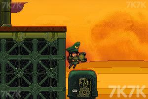 《蒸汽要塞中文无敌版》游戏画面10