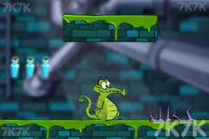 《小鳄鱼寻鸭历险》游戏画面9