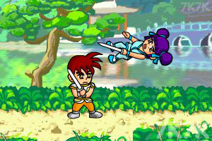 《炎龙传说武传》游戏画面6