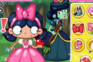 《苹果公主爱偷懒》游戏画面1