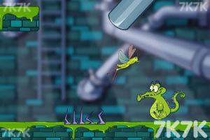 《小鳄鱼寻鸭历险无敌版》截图10