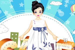 《女孩聚会连衣裙》游戏画面4