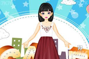 《女孩聚会连衣裙》游戏画面8
