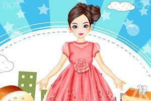 《女孩聚会连衣裙》游戏画面3