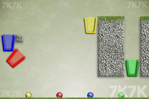 《水桶球1》游戏画面10
