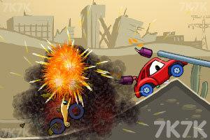 《大车吃小车2无敌版》游戏画面6