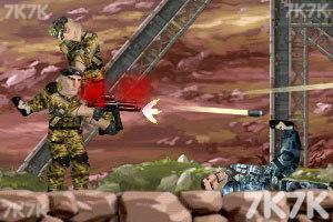 《机械特种兵无敌版》游戏画面2