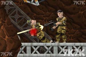 《机械特种兵无敌版》游戏画面8