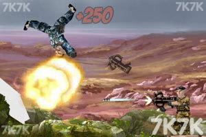 《机械特种兵无敌版》游戏画面10