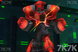 《勇闯地下机械城》游戏画面9