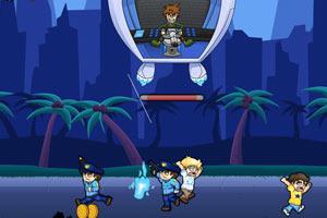《逮捕城市破坏者无敌版》游戏画面1