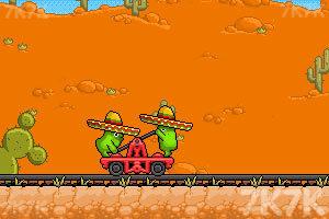 《铁路双雄英文版》游戏画面1