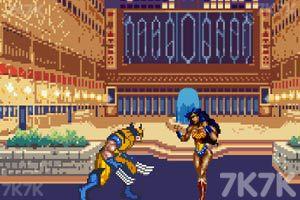 《金刚狼VS神奇斗士》截图8