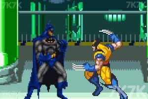 《金刚狼VS神奇斗士》截图5