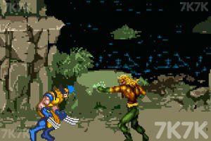 《金刚狼VS神奇斗士》截图4
