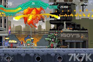 《疯狂机械人》游戏画面9
