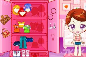 《阿sue整理衣柜》游戏画面10