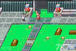 《硫酸厂冒险》游戏画面2