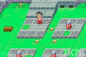 《硫酸厂冒险》游戏画面4