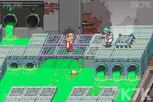 《硫酸厂冒险》游戏画面1