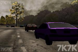 《3D极品飞车赛》游戏画面3