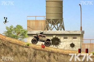 《疯狂战车豪华版》游戏画面7