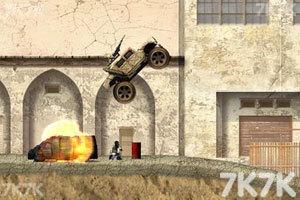 《疯狂战车豪华版》游戏画面4