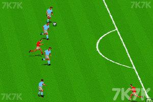 《足球大师》游戏画面5