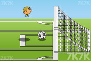 《双人足球》游戏画面5