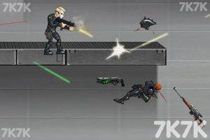 《狙击外星人部队无敌版》游戏画面5