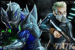 《狙击外星人部队无敌版》游戏画面1