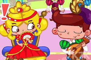 《公主也偷懒2》游戏画面1