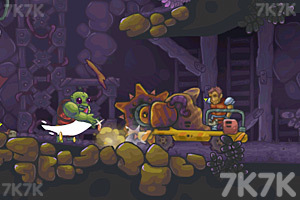 《地下城勇士2时光机》游戏画面2