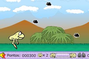 《狂奔的青蛙》游戏画面1