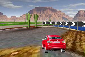宝马X6竞速赛
