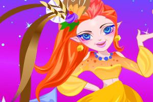 《水果小仙子》游戏画面1
