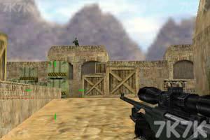 《反恐狙击王2无敌版》游戏画面6