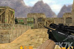 《反恐狙击王2无敌版》游戏画面1