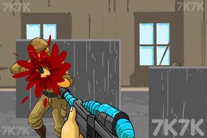 《兰博突击之森林》游戏画面5