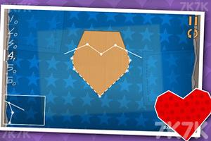 《咔嚓咔嚓剪纸盒2》游戏画面1