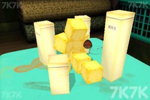 《偷吃桌上的奶酪》游戏画面5