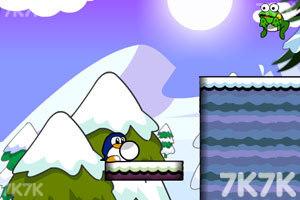 《小企鹅爱吃鱼2无敌版》游戏画面8