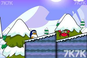 《小企鹅爱吃鱼2无敌版》游戏画面10