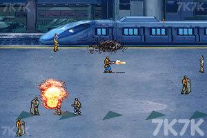 《城市袭击战》游戏画面1