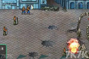 《城市袭击战》游戏画面2
