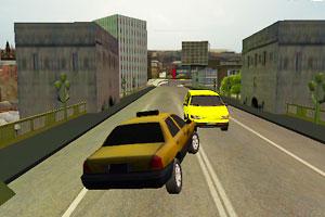 《城镇出租车》游戏画面1