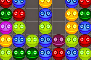 《机器球碰碰撞》游戏画面1
