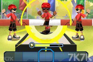 《铁人三项大赛》游戏画面9