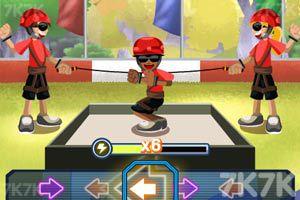 《铁人三项大赛》游戏画面10