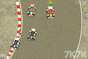 《F1赛车大奖赛2》游戏画面4